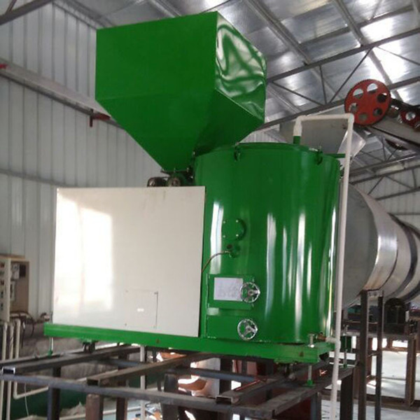 wood pellets burner